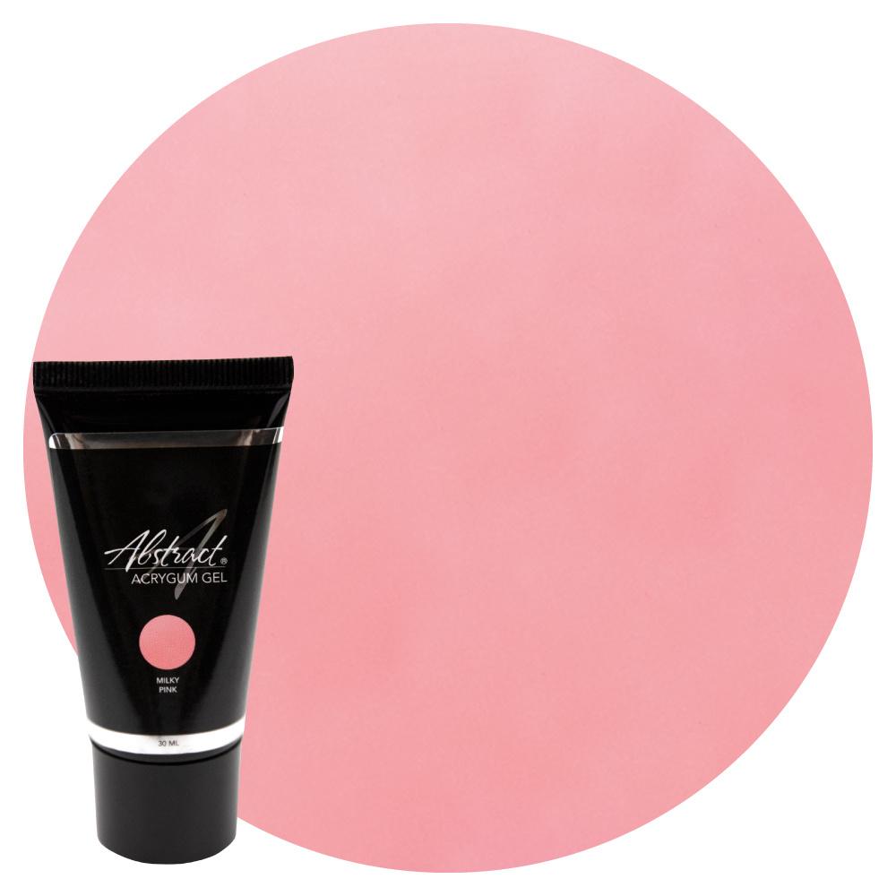 Abstract® AcryGum MILKY PINK 30 ml (tube)