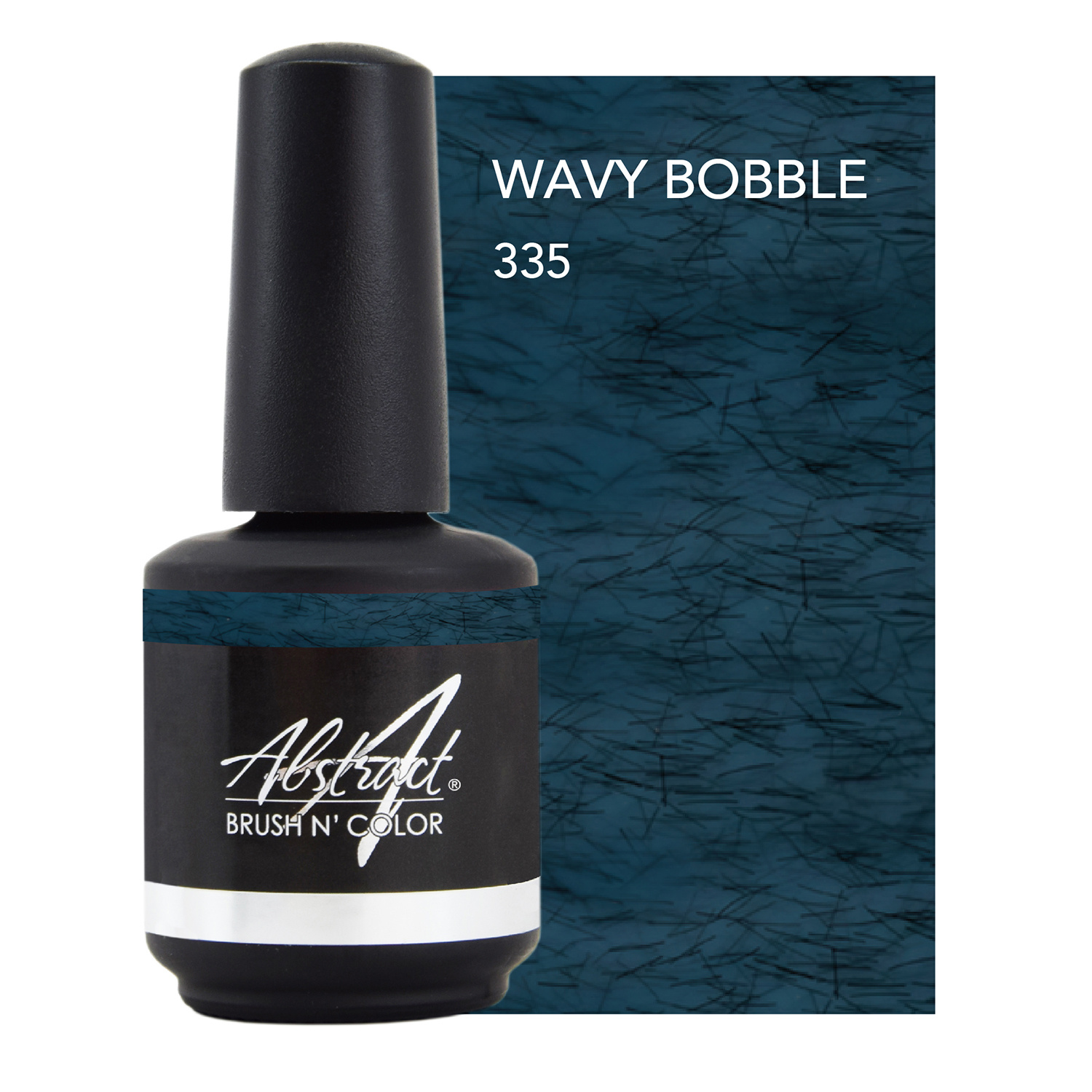 Abstract® Brush N' Color 15 ml Wavy Bobble