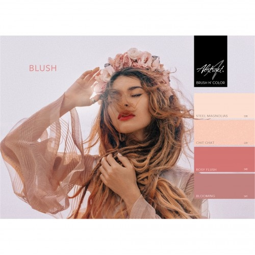 Abstract® Brush N' Color collectie Blush