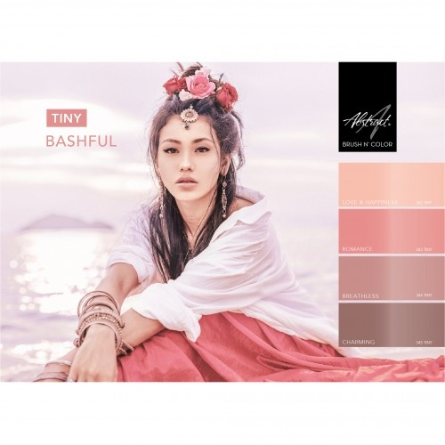 Abstract® Brush N' Color collectie Bashful tiny