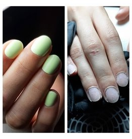 Training russian manicure en rubber base - 24 april  9.30 - 13.00