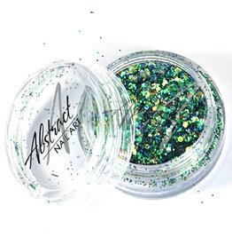 Abstract® Glitter Multimix Pastel Pastel jade