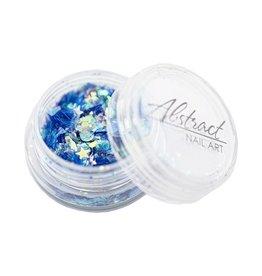 Abstract® Dreamworld glitter Blue