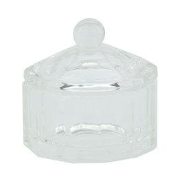 Abstract® Dappin Dish Glass