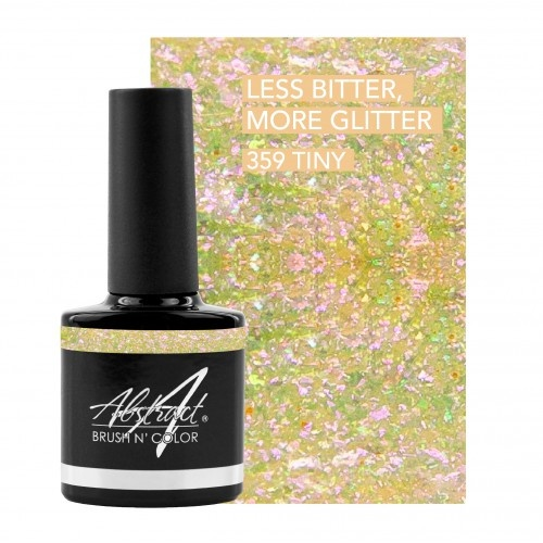 Abstract® Brush N' Color Tiny 7,5 ml Less Bitter, More Glitter