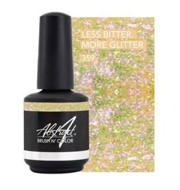 Abstract® Brush N' Color 15 ml Less Bitter, More Glitter