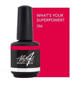Abstract® PRE ORDER Brush N' Color 15 ml What's Your Superpower