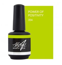 Abstract® Brush N' Color 15 ml Power Of Positivity