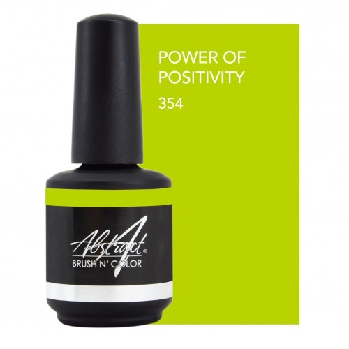 Abstract® PRE ORDER Brush N' Color 15 ml Power Of Positivity