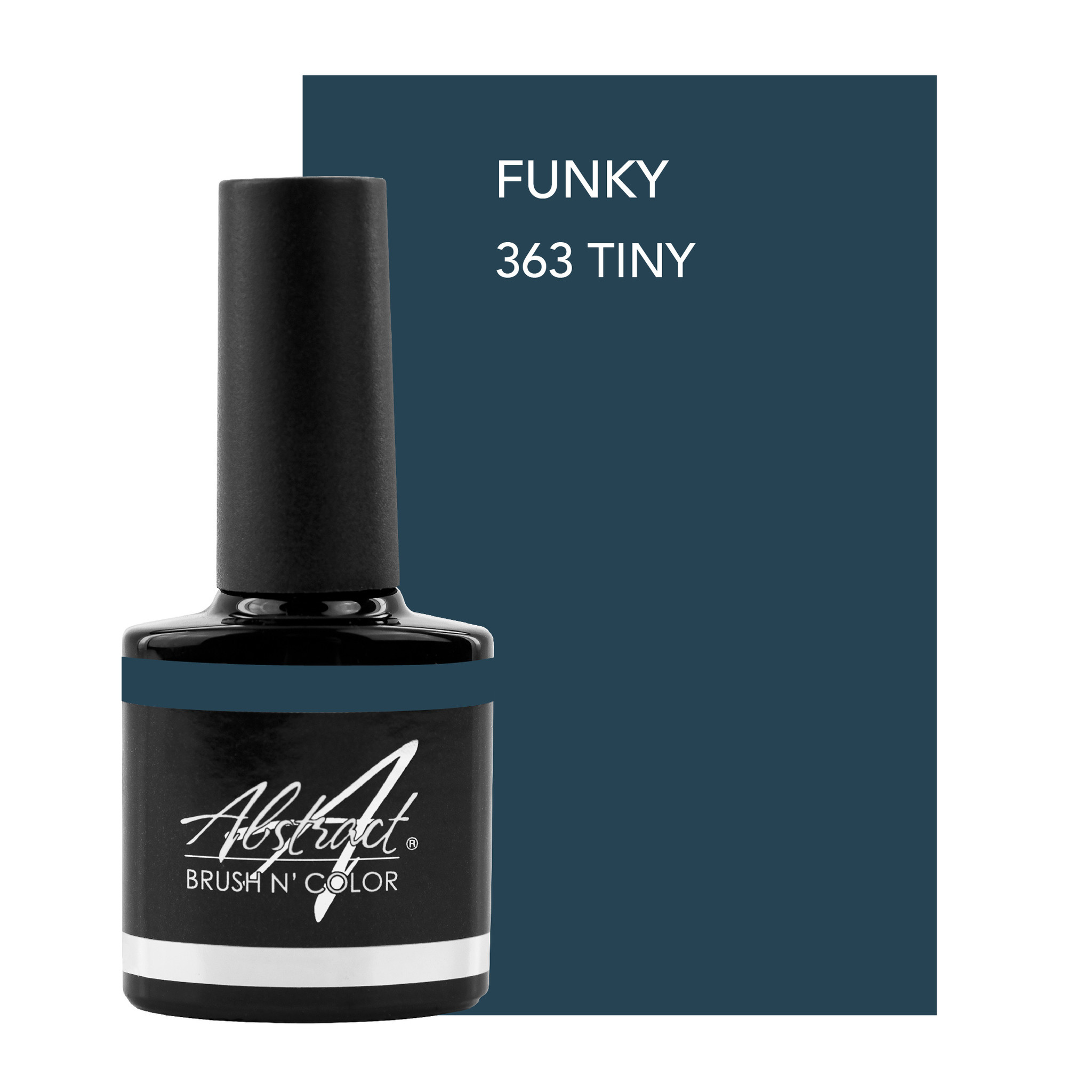 Abstract® Brush N' Color Tiny 7.5 ml Funky