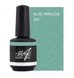 Abstract® Brush N' Color 15 ml Blue Princess
