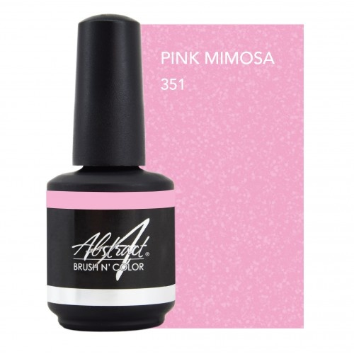 Abstract® Brush N' Color 15 ml Pink Mimosa
