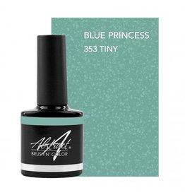 Abstract® Brush N' Color Tiny 7,5 ml Blue Princess