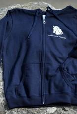 HVP Kindervest  Hart voor Paarden - navy blauw