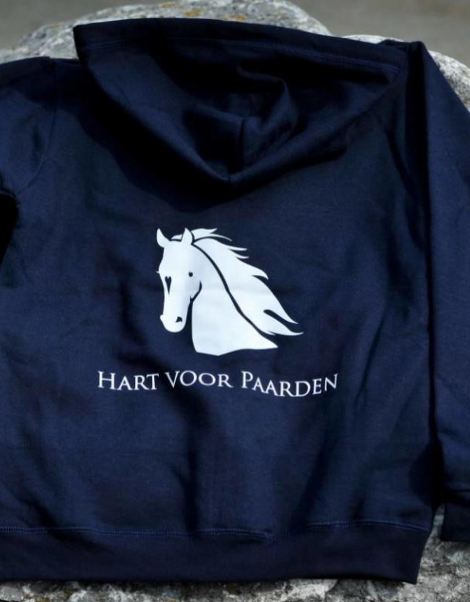 HVP vest  Hart voor Paarden - navy blauw