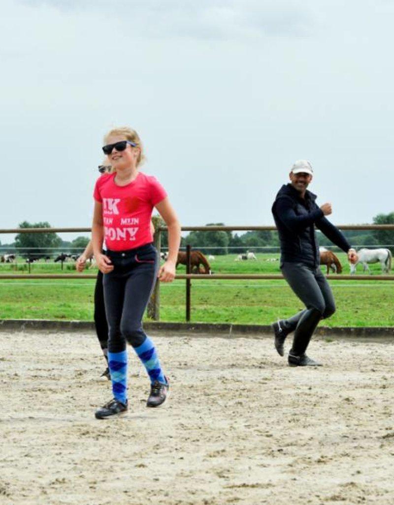 HVP Zonnebril Hart voor Paarden