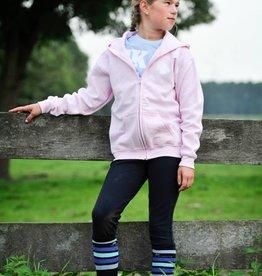 HVP Kindervest Hart voor Paarden  roze
