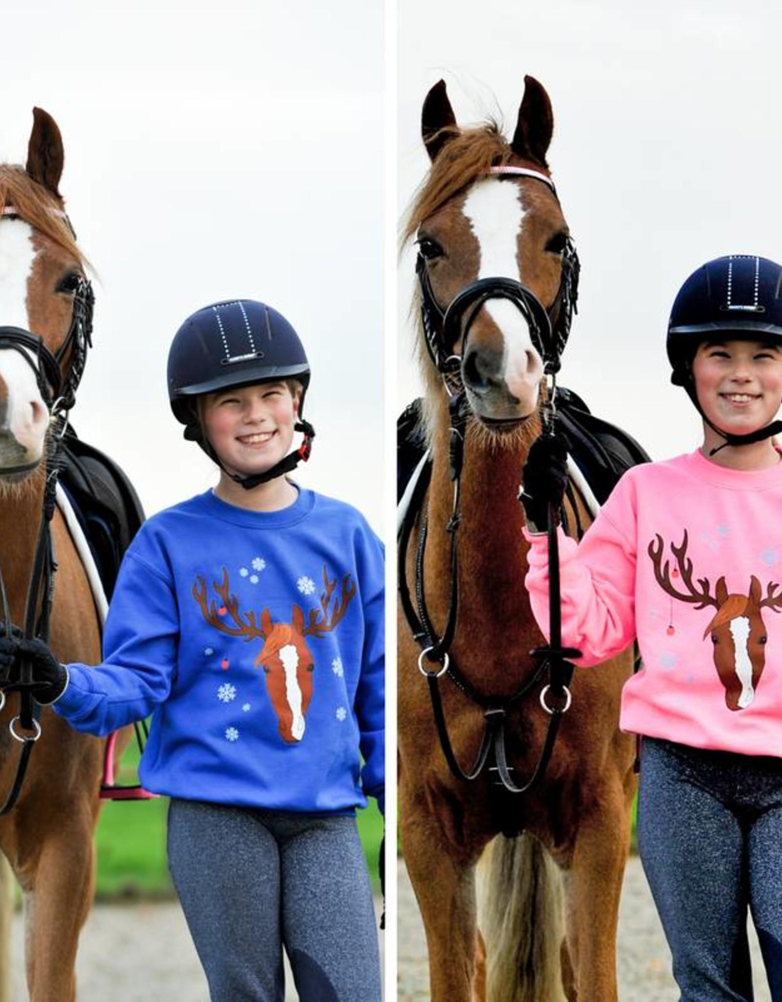 Hart voor Paarden Foute Hart voor Paarden Kerst trui