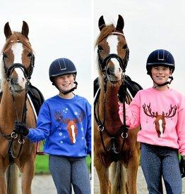 Hart voor Paarden Foute HvP Kerst Trui