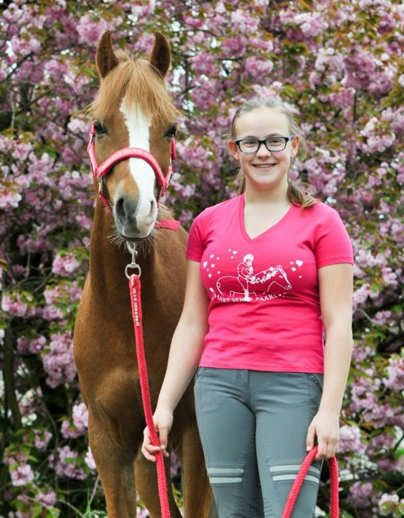 HVP Tessa en Bella T-shirt | Hart voor Paarden