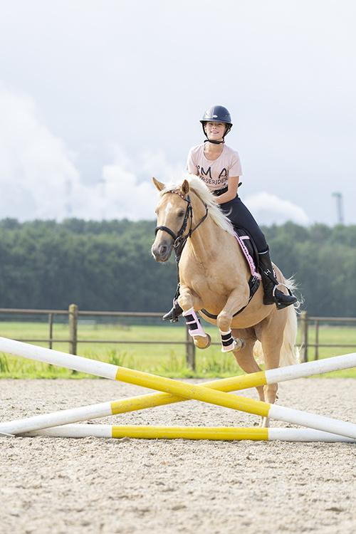 Blondie van Hart voor Paarden
