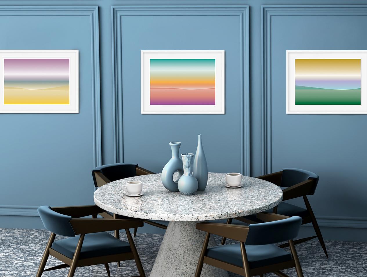 gradient landscapes