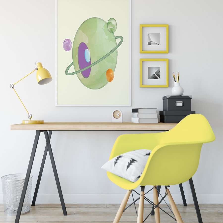 colorful, playful, conversation starters