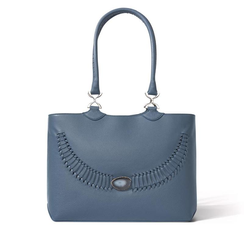 Agate | Blue tones | Polished