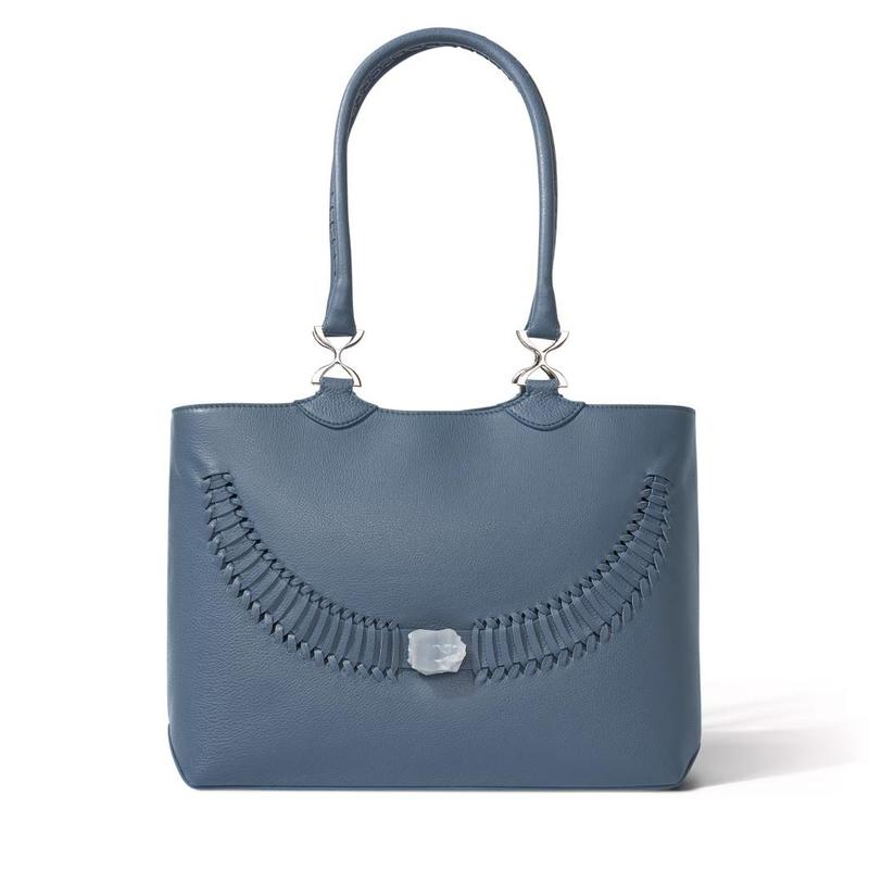 Agate | Grey-blue tones | Raw
