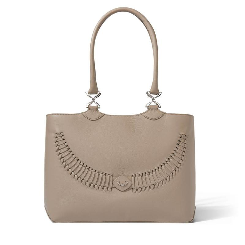 WAVE | Tote | Antler Taupe | Base model