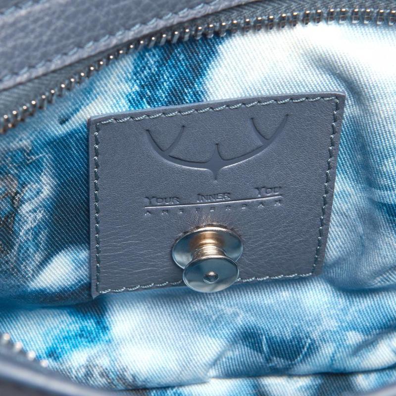 DROP | Minibag | Storm Blue| Base Model