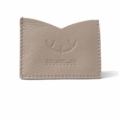 SPLASH | Cardholder | Antler Taupe