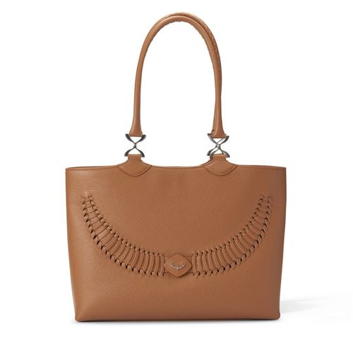 WAVE | Tote | Lion Brown
