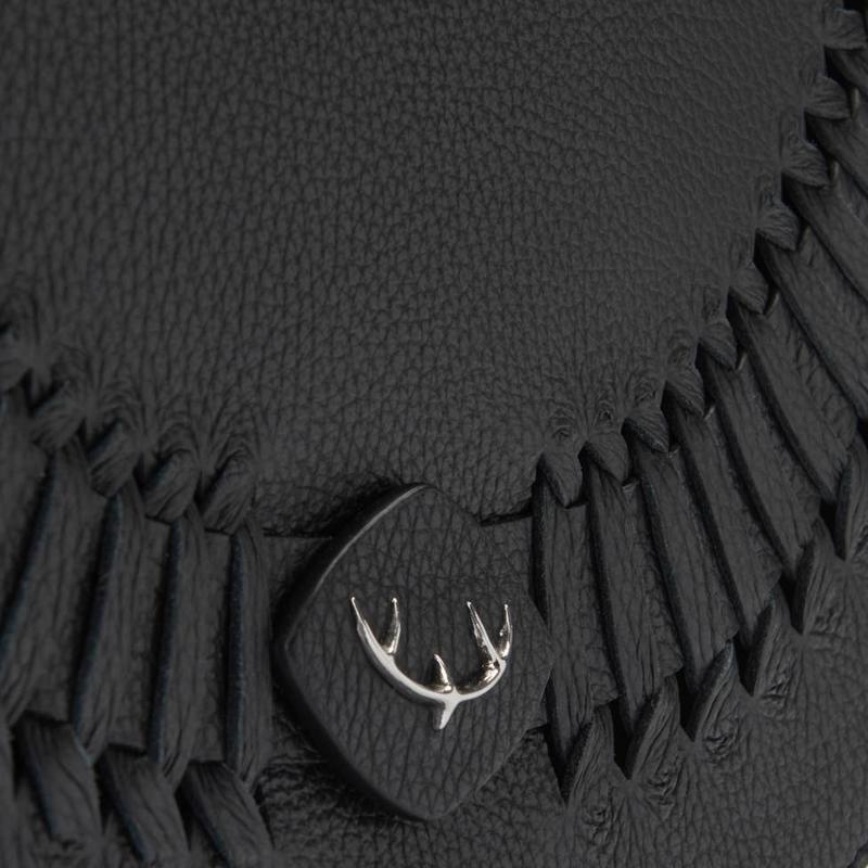 RIVER | Hobo-Backpack | Earth Black | Base model