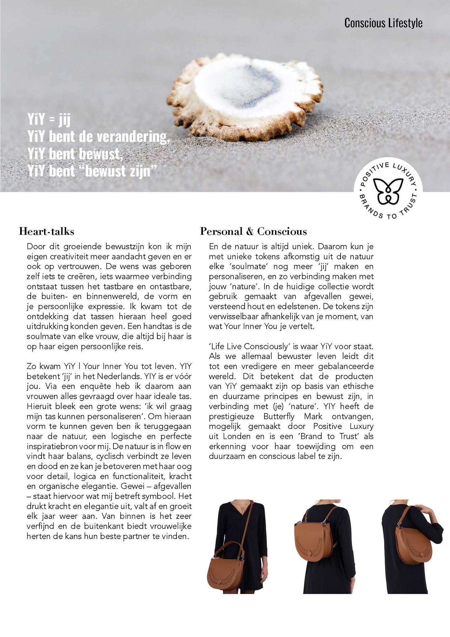 AWAKE Magazine YiY Page 2
