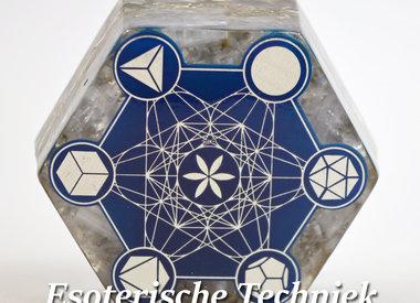 Orgonite Hexagon