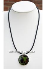 Orgone Orgonite sieraad sterling zilver 925 Amulet/Hanger Groenlandiet, Nuummiet