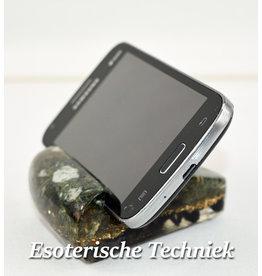 Orgonite Mobiele Telefoonstandaard tegen de gevolgen van mobiele straling.