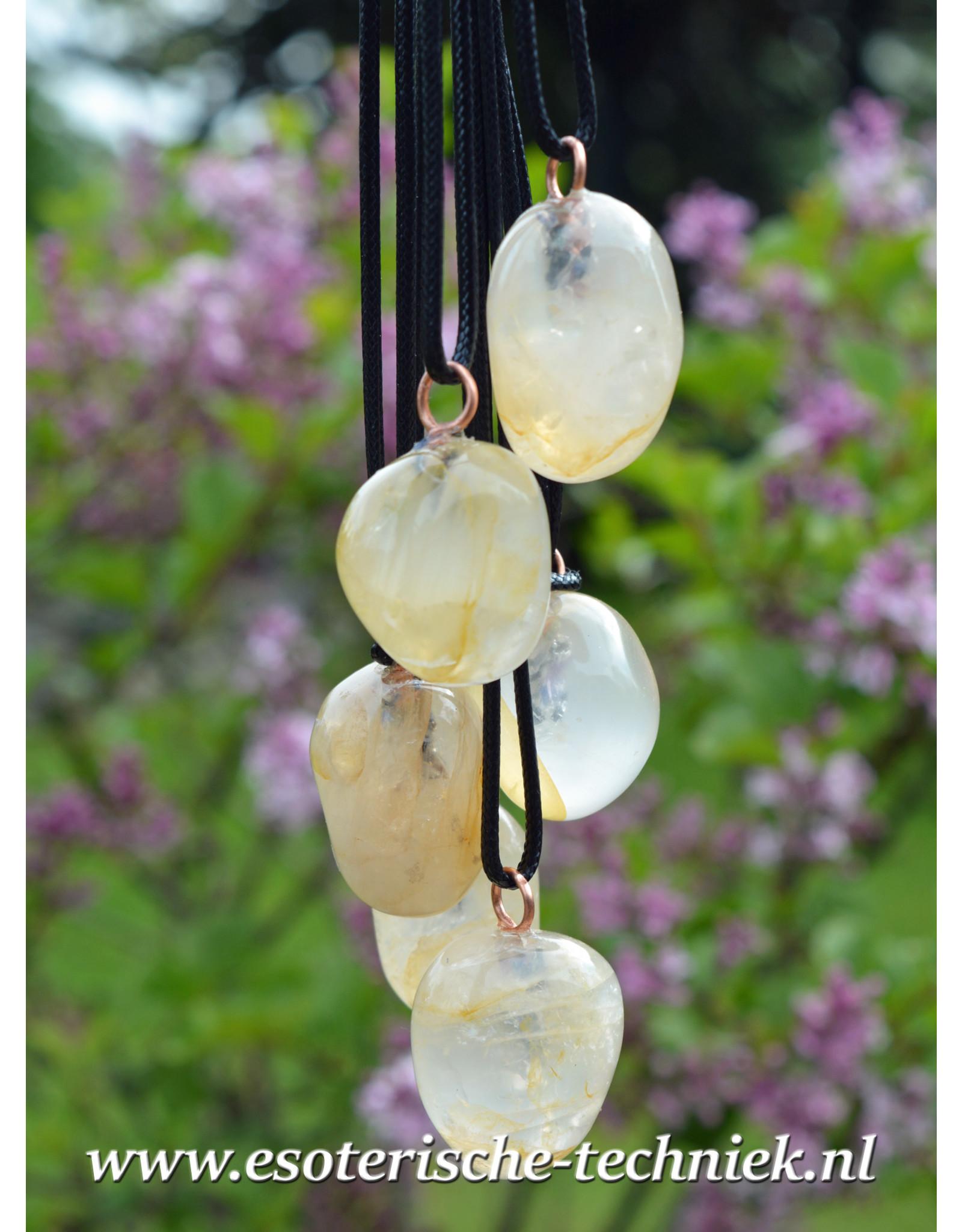 Orgone Orgonite hanger Golden Healer
