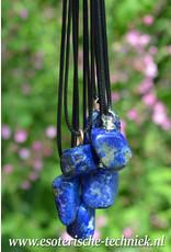 orgone orgonite hanger Lapis Lazuli, persoonlijke bescherming tegen schadelijke straling.