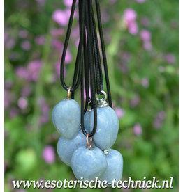 Orgonite hanger Blauwe Calciet