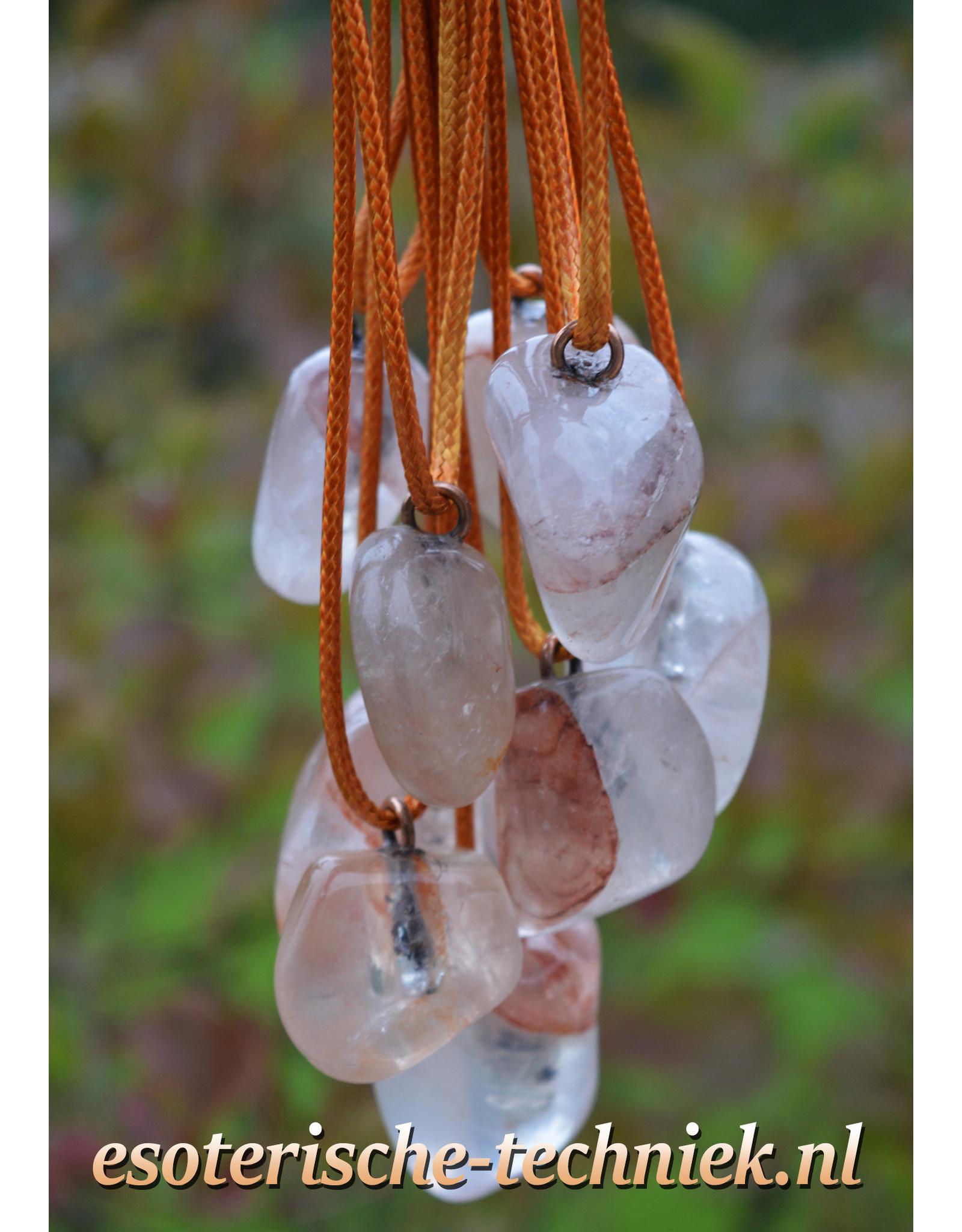 Orgone orgonite hanger Maria Magdalena Lemurian, persoonlijke bescherming tegen schadelijke straling.