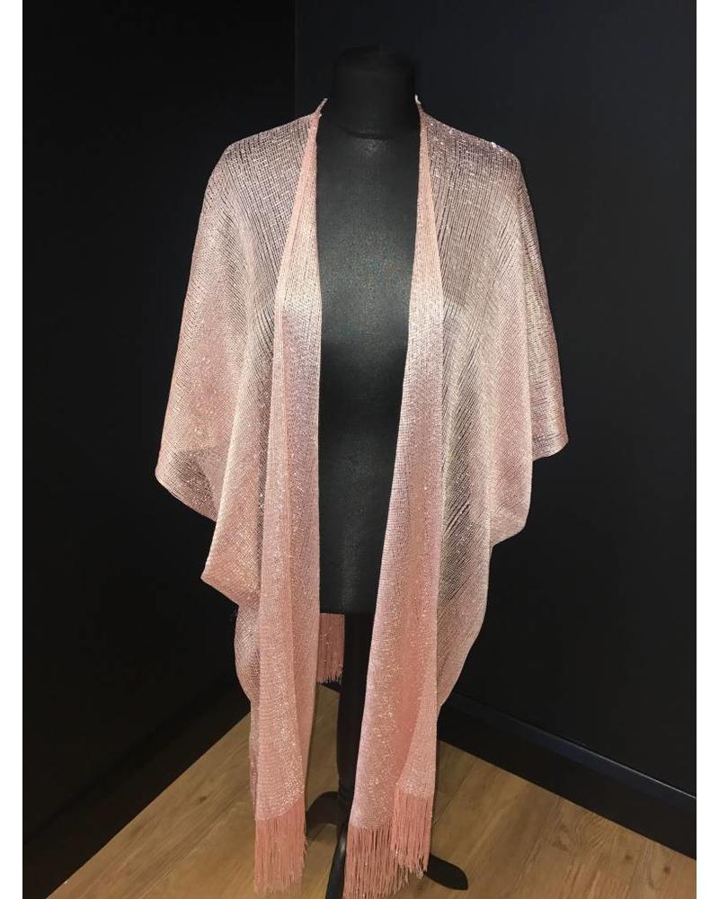Lauren Lurex Kimono/Cover