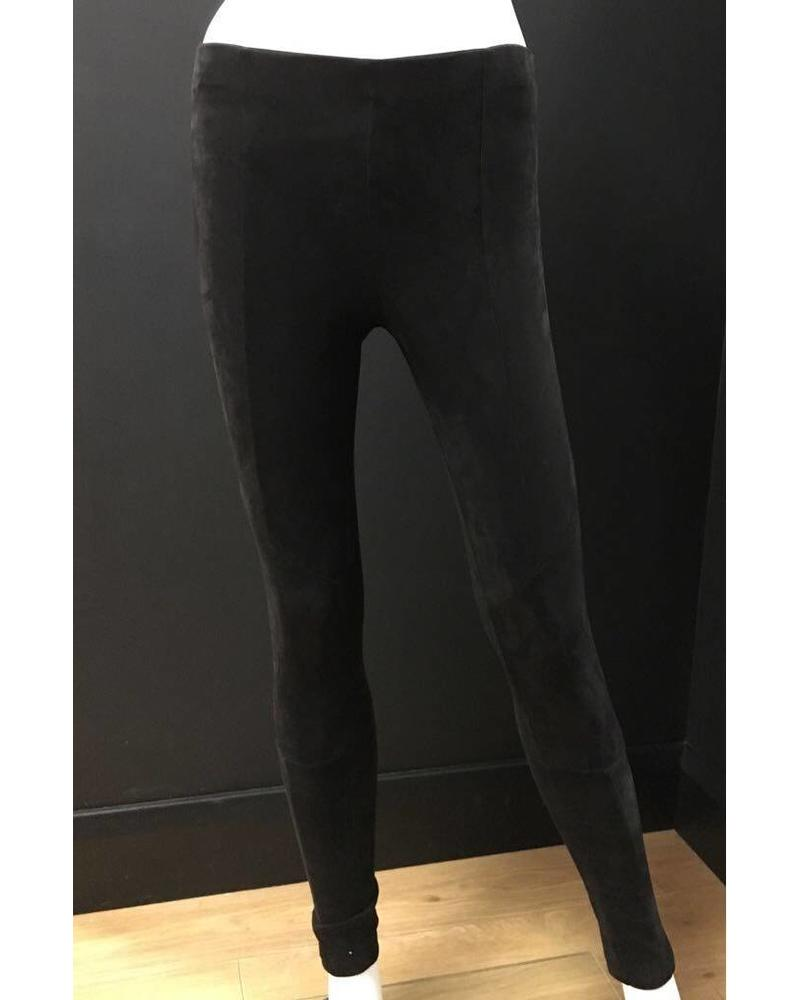 BGirl Faux suede leggings