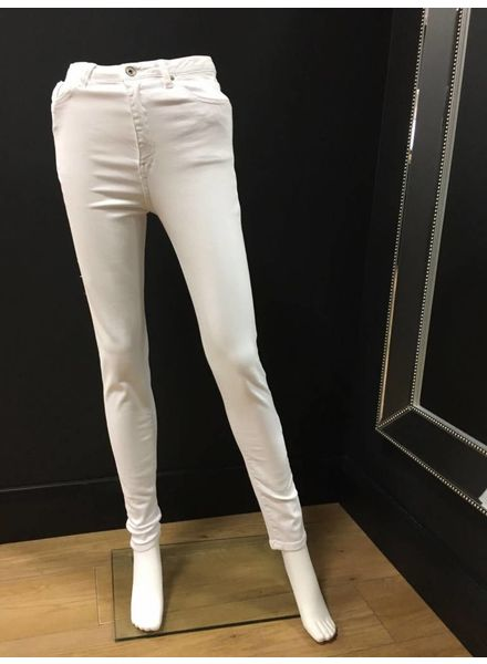 Helena high waisted soft skinny jeans