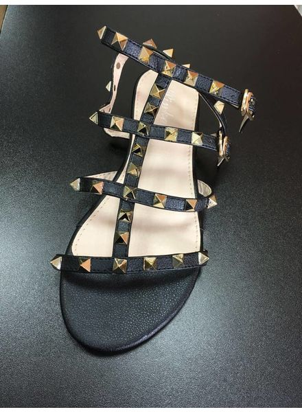 Flash Val Studded Sandals