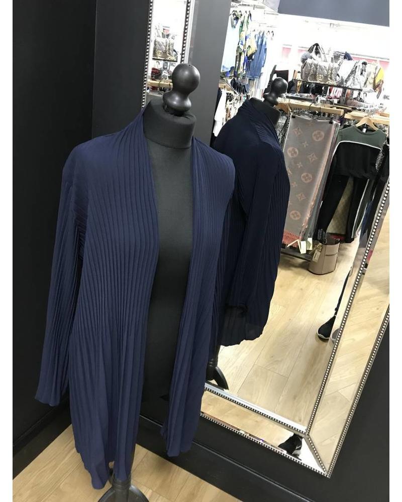 April pleated jacket