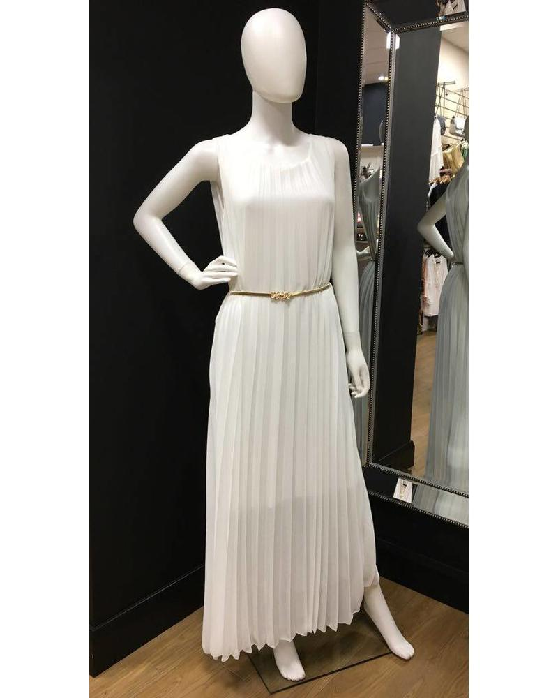 Cleo Pleated Maxi Dress