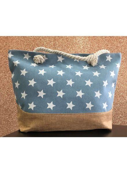 Flash Star Beach Bag