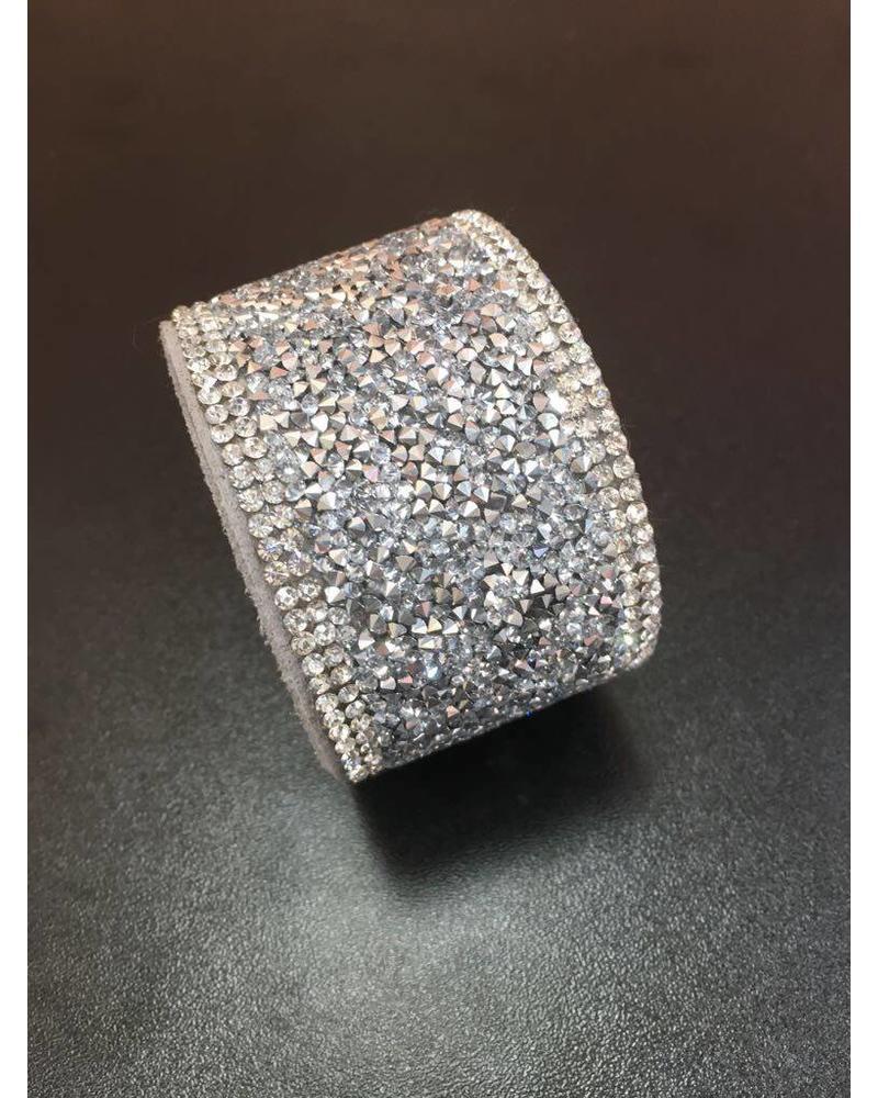 Diamanté Cuff Bracelet